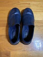 Ingaro Navy Slip On Shoes Clogs Size 8.5