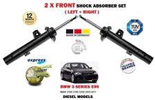 Per BMW 316d 318d 320d 2005-2011 2x ANTERIORE SINISTRA DESTRA SHOCK Shocker ABSORBER Set