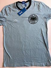 DFB Germany Adidas Originals 70er Retro Shirt Fanshirt F86383 Size Small