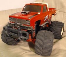 Vintage 1989 Tamiya Clodbuster 1/12 QD quick drive monster truck *no remote*