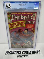 Fantastic Four #42 CGC Universal Grade 6.5 1965 Marvel Comics