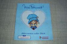 Miss Petticoat  Panini  Sammelalbum Sticker Album 1984, komplett