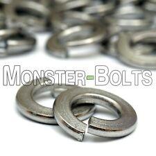 "7//16/"" Stainless Steel Lock Washers Medium Split Grade 18-8 Qty 25"