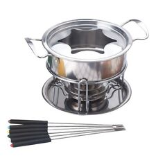 Multifunctional Melting Pot 10Pcs Stainless Steel Hot Pot Kitchen Accessories