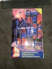 Boite Big Jim Base De Controle Neuf Mattel 1984 Global Command Centre Set