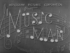 MUSIC MAN (1948) DVD FREDDIE STEWART, JIMMY DORSEY