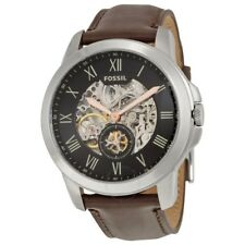 Fossil Grant Automatic Skeleton Dial ME3095 Mens Watch