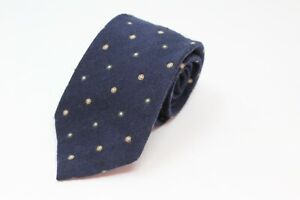 MEN'S CAMISSIMA 100% WOOL TIE MADE IN ITALY