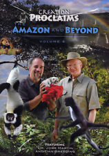 NEW Creation Proclaims The Amazon and Beyond Volume 4 DVD Jobe Martin Dan #4