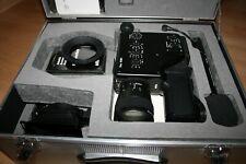 """Braun Nizo 6080 Filmkamera Optisch gut bis sehr guter Zustand im Alukoffer TOP"""""""""""
