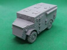 1/72 scale - British Guy Lizard armored command car, World War 2, WW2, 3D print