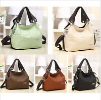 Women Fashion Lady Leather Style Messenger Handbag Shoulder Bag Purse Tote Hot