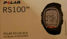 POLAR RUNNING RS100 HEART RATE AND FITNESS TRACKING SYSTEM WATCH SET #190030907