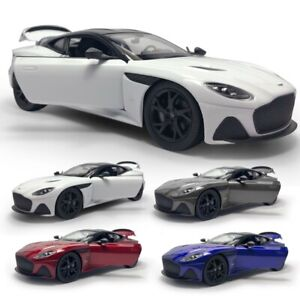 1:24 Aston Martin DBS Superleggera Supercar Model Diecast Vehicle Collection