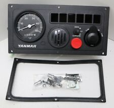 NEW Yanmar B-type Engine Instrument Panel P=116 Tachometer NIB FREE Shipping!
