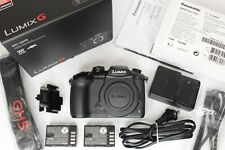 Lumix GH5 body (VLOG)  in box with extra battery (GREAT PRE-OWNED CONDITION)