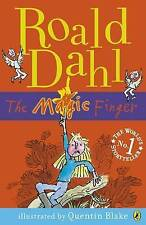 The Magic Finger by Roald Dahl, Good Used Book (Paperback) FREE & FAST Delivery!