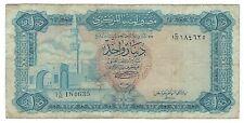 New listing Libya - One (1) Dinar
