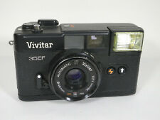 Vivitar 35EF 35mm Viewfinder Camera