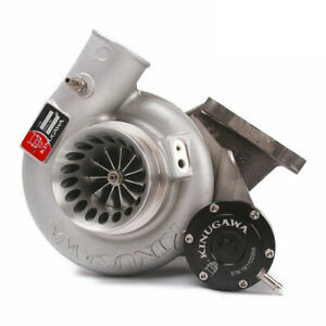 "Kinugawa STS Billet Turbocharger 3"" TD05H-18G-7cm For TOYOTA Land Cruiser 1HZ"