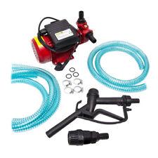 Deuba Dieselpumpe für Öl und Dieselkraftstoffe 370 WATT 2400L/h (100689)