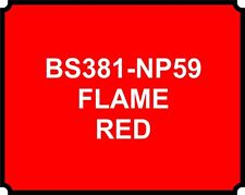 FLAME RED HEAT RESISTANT PAINT BRAKE CALIPER ENGINE Proof bike car motorbike bbq