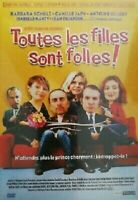 DVD FILM NEUF COMEDIE ROMANCE : TOUTES LES FILLES SONT FOLLES - JEAN DUJARDIN