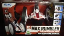 BRAND NEW IN BOX! RC Max Rumbler Radio Controlled Cars White
