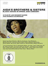 AIDA'S BROTHERS AND SISTERS: BLACK VOICES IN OPERA NEW REGION 0 DVD