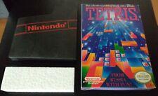 Tetris NES Box Only - Authentic, Original - No Game or Manual