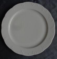 ROSENTHAL CLASSIC ROSE MONBIJOU WIT gebakschaal 29cm pastry dish Gebäck Teller