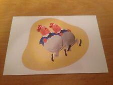 The Art of Disney Themed Postcard - Alice in Wonderland #4 - NEW
