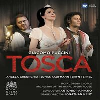 Puccini: Tosca (Royal Opera House 2011) [Blu-ray] [2012] [DVD][Region 2]