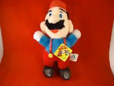 Super Mario Bros. Mario Nintendo NES Retro Stuffed Animal Plush Acme 1998 w/ Tag