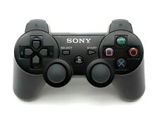 Sony Playstation 3 Dualshock Sixaxis Controller original Wireless PS3 schwarz