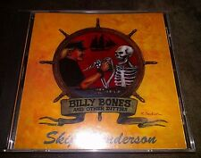 SKIP HENDERSON  Billy Bones and Other Ditties CD (1999) - 17 tracks - Pre-owned