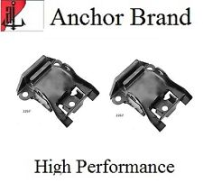 2 PCS Motor Mount Kit for Chevrolet Bel Air 283 4.6L Engine 1957-1964