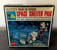 1969 VINTAGE ANTIQUE RARE NOS MATTEL MAJOR MATT MASON SPACE SHELTER PAK #6321 NR