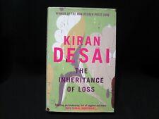 Kiran Desai - The Inheritance of Loss - Hard Cover - SIGNED!!!!!!
