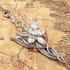 The Lord of the Rings Arwen Evenstar Pendant Necklace LOTR Hobbit necklace