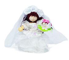 Novia boda día Budkin por le toy van budkins BK769-Caballeros Mundo Gama