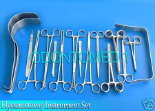 Hysterectomy Surgical Instrument Set DS-673