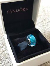 Blue Fizzle - Genuine PANDORA Charm