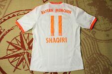 BAYERN MUNICH SHAQIRI #11 germany 2012 2013 FOOTBALL SHIRT AWAY ADIDAS ORIGINAL