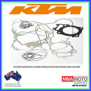 KTM530 EXC COMPLETE GASKET KIT 2008 - 2011