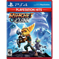 Ratchet & Clank (PlayStation 4, 2016) PS4 NEW
