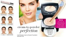 AVON TRUE COLOUR CREAM TO POWDER FOUNDATION~CHOOSE MATTE, RADIANT OR SAMPLES