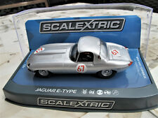 "Scalextric  Jaguar E-Type  #67  "" Nürburgring 1000 km 1963 ""   Ref.  C3952"
