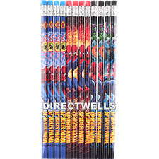 Marvel Spiderman Authentic Licensed Pencil Goodie bag Filler School Supplies