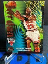 Michael Jordan 1997 Skybox Z Force #23 C4